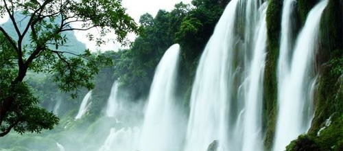 La cascade de Ban Gioc deviendra le point crucial du tourisme national